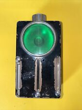 Alte ARTAS Eisenbahner Signal Taschenlampe mit 3 Farbfolien