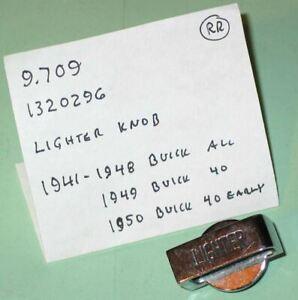 1941-1950 Buick Super Roadmaster Special NOS lighter knob 1320296