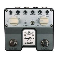 Mooer ShimVerb Pro digital reverb pedal