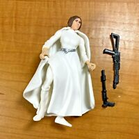 Princess Leia Organa Star Wars Power of the Force POTF2 Complete