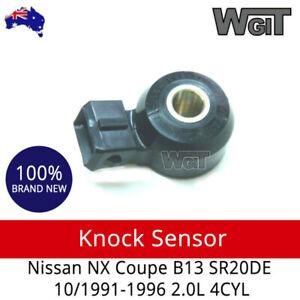 Knock Sensor For NISSAN NX Coupe B13 SR20DE 10-1991-1996 2.0L 4CYL