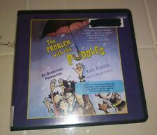 The Problem with the Puddles 3 Cd's by Kate Feiffer Read by Halley Feiffer
