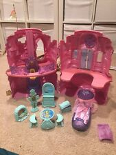 She-Ra POP Crystal Castle Lot Dolls Accessories Huge Rare