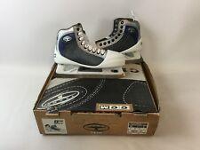 CCM 852 Super Tacks Goal Ice Hockey Senior Goalie Skates  SR 7D 40.5