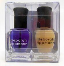Deborah Lippmann Duet Set Cuticle Remover & Cuticle Oil .27 FL. OZ. Each