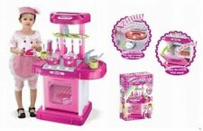 """26"""" Portable Kitchen Appliance Oven Cooking Play Set W/ Lights & Sound  TF826"""