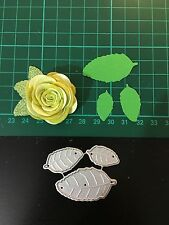 D071 Leaf Cutting Die for Sizzix Spellbinders Etc. Machine