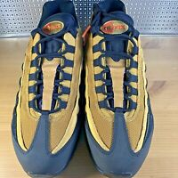 Mens Nike Air Max 95 Essential AT9865-014 Black/Cosmic Clay-Wheat New Size 11