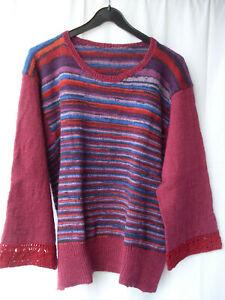 Pullover eigenes Design, selbst gestrickt