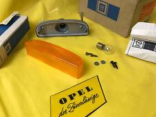 Nuovo + Originale Opel Kadett C Manta a Alloggiamento Freccia + Vetro + Set di