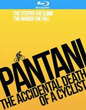 PANTANI ACCIDENTAL DEATH OF A CYCLIST - BLU-RAY - REGION B UK