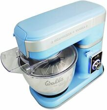 Walls 8 Speed Food Stand Mixer with 5.5L Bowl / Dough Hook / Whisk / Beater