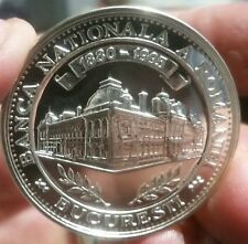 1995 ROMANIA National Bank- Silver Medal