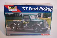 Vintage-1937 Ford Pickup-Plastic-Model-kit- No S-never-opened-still-seal ed