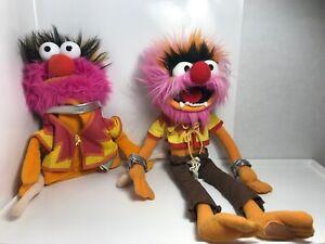 Disney Gund The Muppet Muppets Show Drummer Animal Monster Hand Puppet Plush