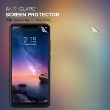 Nillkin Super Clear Matte Soft Film Screen Protector For Xiaomi Redmi Note 6 Pro