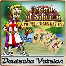 Legends of Solitaire - Die verlorenen Karten PC - Windows XP / VISTA / 7 / 8