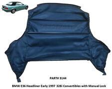 BMW E36 318i 323i 325 328 M3 Convertible Top Headliner 1994-1999 3 Series