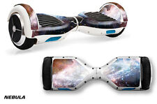 Skin Decal Wrap for Hover Board Self Balancing Scooter Swagway X1 Sticker NEBULA