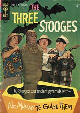 The Three Stooges #32 GD+ 2.5 Gold Key 1967 See My Store