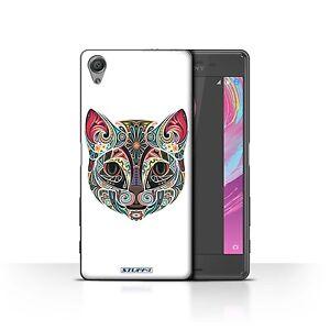 STUFF4 Case/Cover for Sony Xperia X/Ornamental Animals/Cat