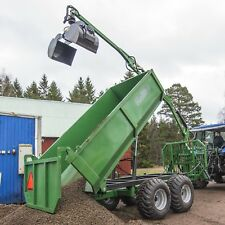 Timber Forwarder hydraulic tipper body 6 ton Demountable Kellfri £2290.00 + VAT