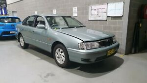 2000 Toyota Avalon VXi Wrecking - Green Automatic A541E 1MZ-FE Alloy Power