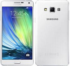 "New Unlocked 5.5"" Samsung Galaxy A7 SM-A7000 Dual SIM 16GB 13MP Smartphone White"