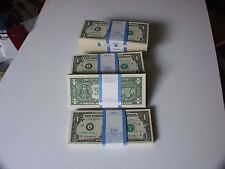 2013 COLLECTIBLE SAN FRANCISCO, CA PACK OF 100 ONE DOLLAR BILLS MINT !!!!!