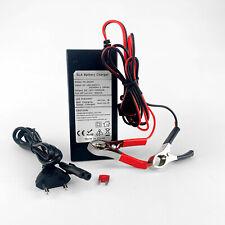 Batterie Ladegerät von Aquaparx Erhaltungsladerätgerät 12V/4A Boot Motorrad usw.