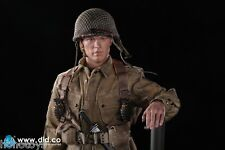 """DID WWII American 101st Airborne Division """"Ryan"""" 1/6 Scale 12"""" Figure Limited"""