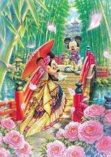 266 piece jigsaw puzzle Disney MIYABI ~ Japanese Modern Wedding ~ Tight Series