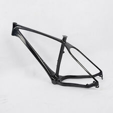 Lowest Price 2017 T700 Max 4.0'' Tire Carbon Hardtail Snow Beach Fat Bike Frame
