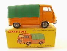 Dinky Toys F n° 563 Renault Estafette pick-up bâchée 1/43 en boite
