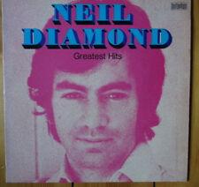NEIL DIAMOND Greatest Hits 1970 LP bellaphon