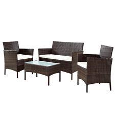 Tavoli In Rattan Sintetico Offerte.Set Di Tavoli E Sedie Da Esterno Acquisti Online Su Ebay