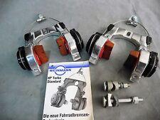 Vintage Weinmann HP-Turbo Brake PAIR Switzerland 1980s NOS