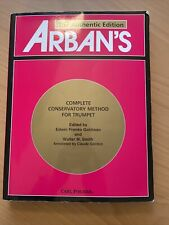 Arbans Conservatory Method For Trumpet