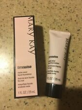 Mary Kay TimeWise Matte-Wear Foundation Ivory 6 (Nib)1 fl oz Combination to Oily