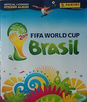 Panini official Sticker Album FIFA World Cup Brasil 2014 mit 6 Stickern (3)