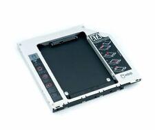 """Second 2. HDD SSD Optibay Einbaurahmen Caddy 9,5mm für MacBook Pro 13"""" 15"""" 17"""""""