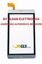 TOUCH SCREEN MEDIACOM SmartPad Hx 7 HD M-SP7HXAH VETRO ORIGINALE Grigio Grey