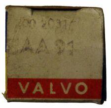 NEW TUBE: Radioröhre EAA91 Valvo OVP ( [633]