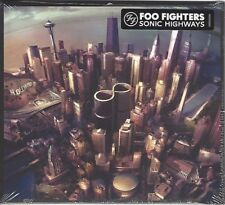 FOO FIGHTERS / SONIC HIGHWAYS * NEW CD 2014 * NEU *