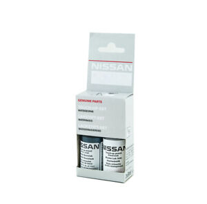 Nissan Genuine Touch-Up Paint Cloud White QM1