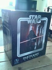 Star Wars Darth Maul Gentle Giant Statue Boxed