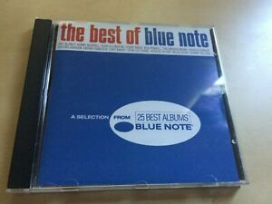 Various – The Best Of Blue Note CD (1994)  Blue Note – 7243 8 29964 2 2