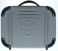 Bulldog Cases 9 x 12 x 5 Inch Grey Molded Double Pistol Case
