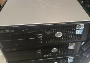 Dell Optiplex 755 SFF Windows Vista Core2Duo 2.40Ghz 4GB 160GB HDD