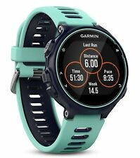 GARMIN FORERUNNER 735XT 010-0114-07 GPS LAUFUHR SPORTUHR FROST BLAU